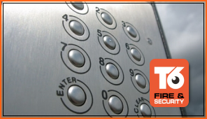 Access Control Solutions in Dumfries, Scotland and Cumbria from T6 Audio Visual